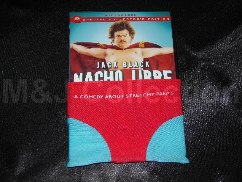 nacho libre underpants dvd packaging