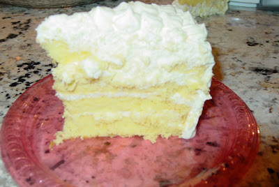 Judy S Kitchen Limoncello Layer Cake With Mascarpone And Lemon Curd Frosting