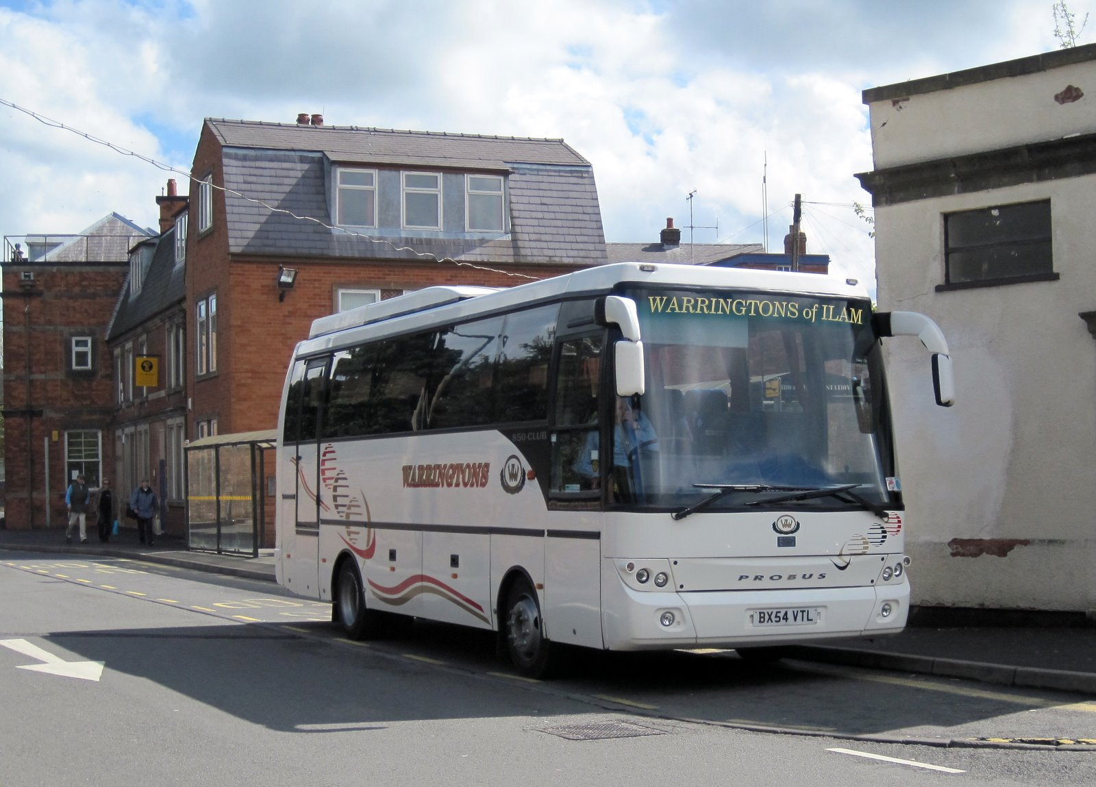 My Travels With A Bus Pass Kath In Ashbourne 1 5 2010