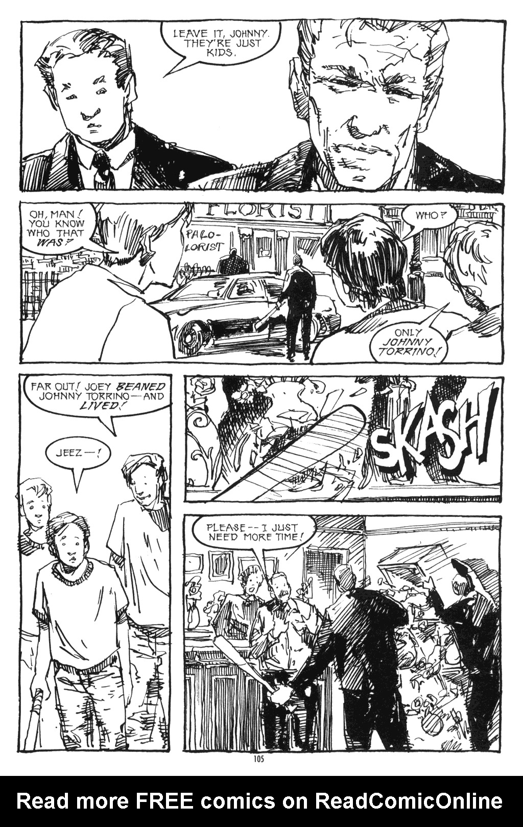 Read online A History of Violence comic -  Issue #A History of Violence Full - 118