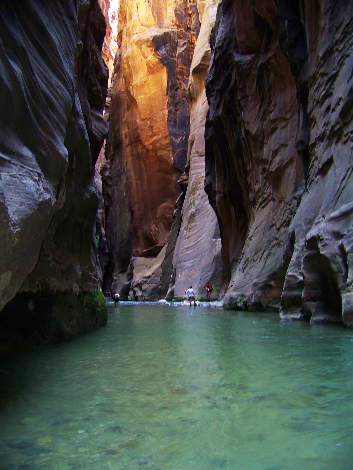 Trail Blazin: Zion- The Narrows