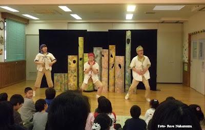 teatro infantil japonês