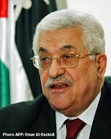 Mahmud 'Abbas (Photo-AFP/Omar Al-Rashidi)