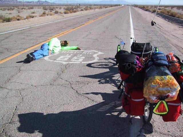 En trike por la ruta 66