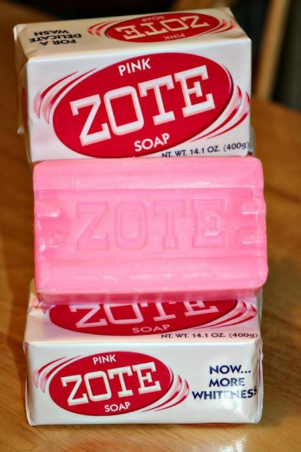 Treasures For Tots Zote Laundry Soap