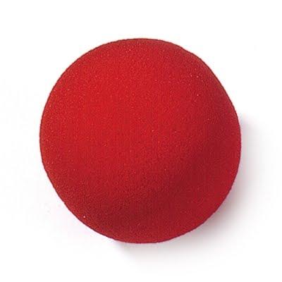 Rote Pappnase