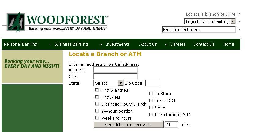 Bank Texas Personal Banking