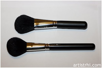 PRODUCT REVIEW | Splurge vs  Steal Part I – Face Brushes