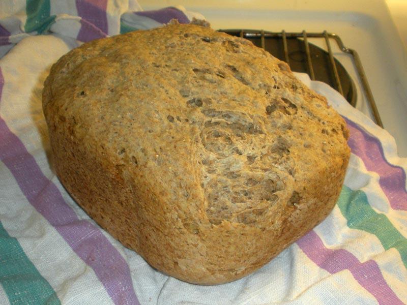 bröd recept med torrjäst