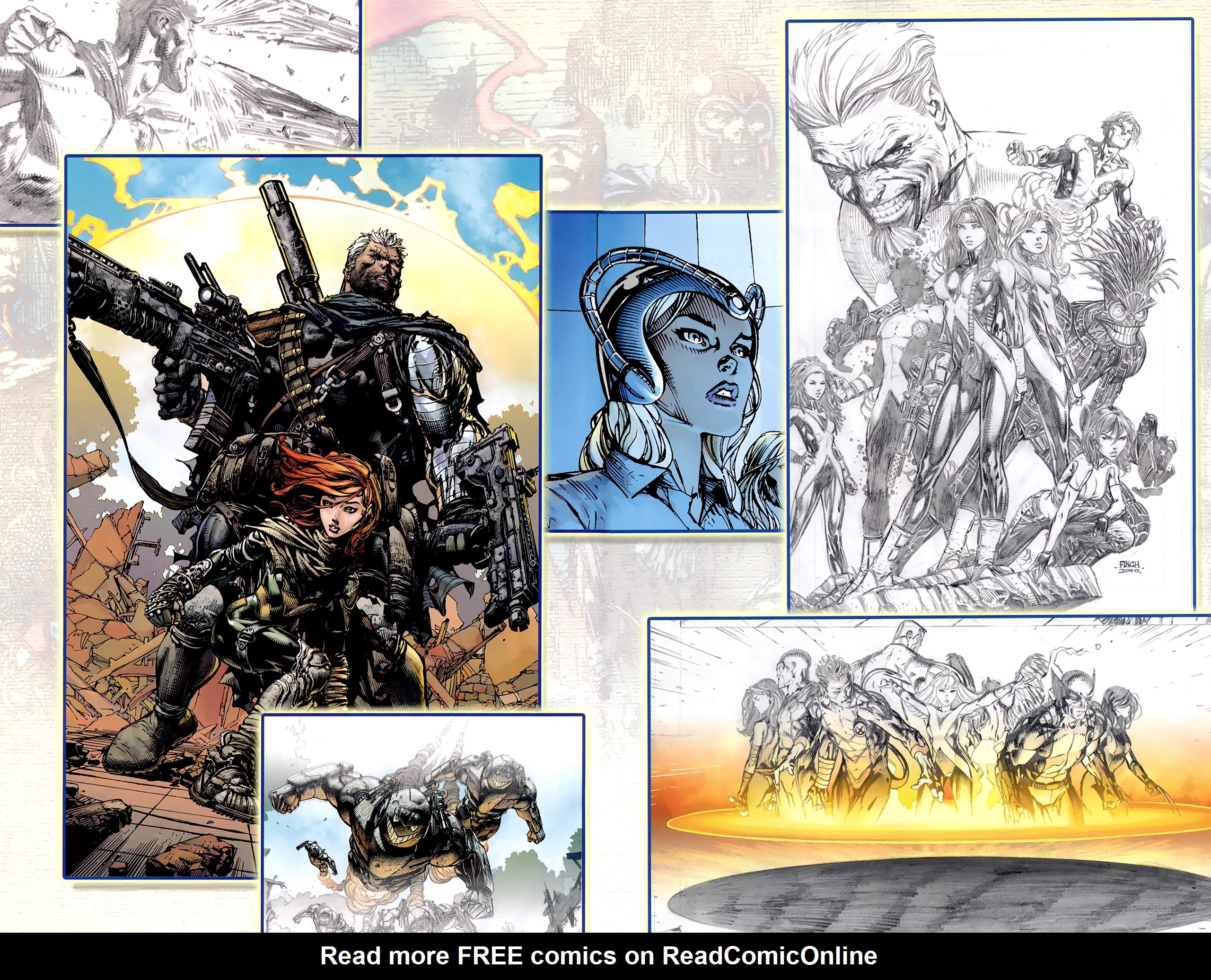 Read online Second Coming: Prepare comic -  Issue # Full - 12
