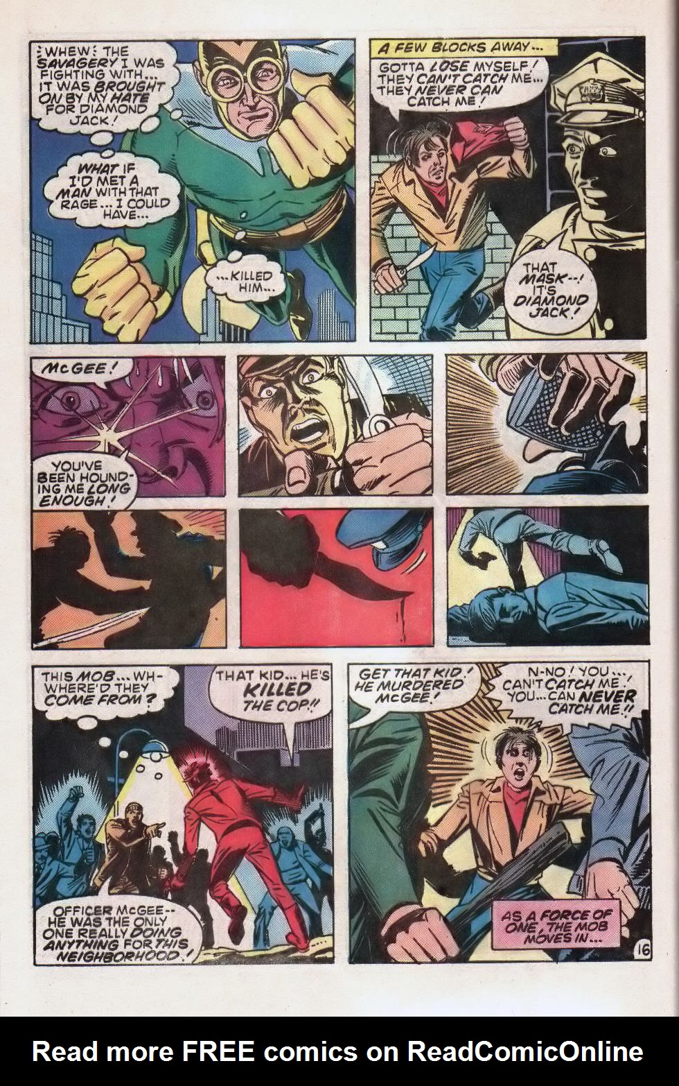 Read online The Fly (1983) comic -  Issue #2 - 26