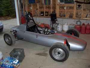 Just A Car Geek: 1964 Formula Vee Racer