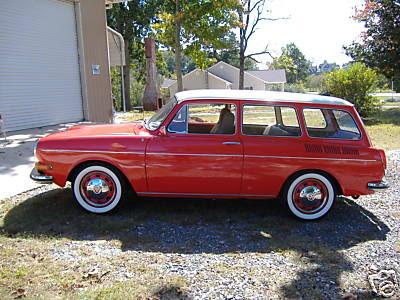 Just A Car Geek: 1971 VW Squareback