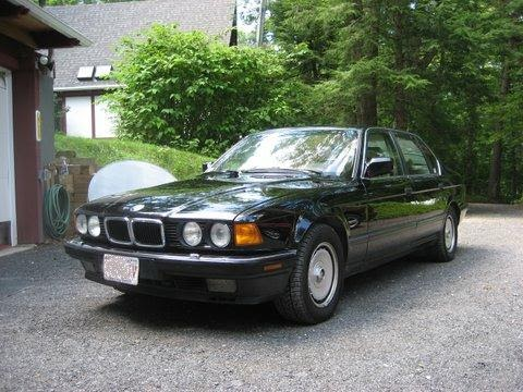 just a car geek jeff 39 s 1989 bmw 750il for sale listed here first. Black Bedroom Furniture Sets. Home Design Ideas