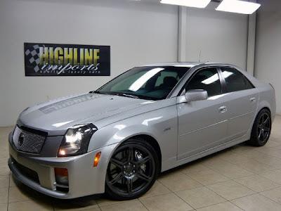 2004 Cadillac Mallett Cts V