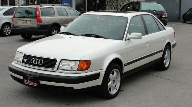 Just A Car Geek: 1993 Audi S4