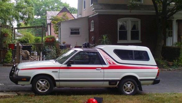 Subaru Brat For Sale Craigslist >> Bradley Emmanuel Subaru Brat Craigslist