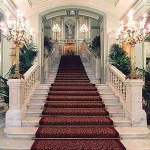 Escaleras del Liceo