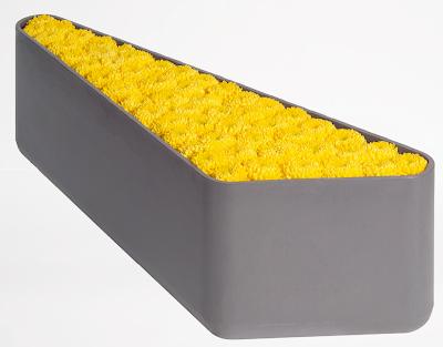 outdoor planter designed by Ingo Fotzel for Eternit