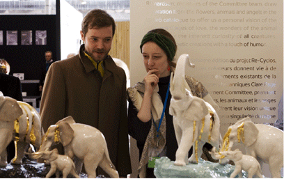 The British design team Committee :Harry Richardson and Clare Page