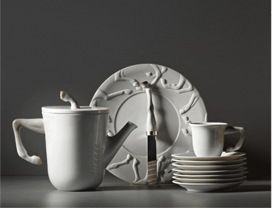 Ascot collection of tableware