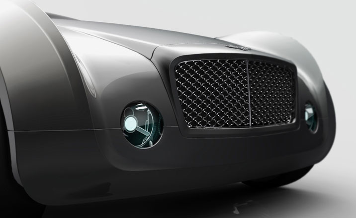 Bentley Aero-Ace project