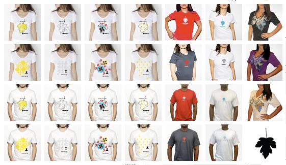 American Apparel T-Shirts for Proper Attire Condoms