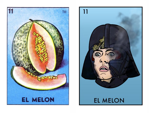 If It's Hip, It's Here (Archives): Star Wars + Mexican ...