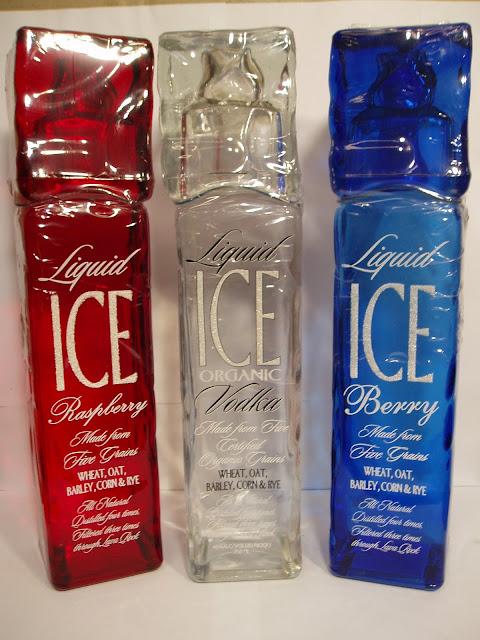 liquid ice vodka