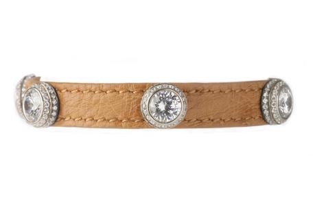 L'etoile diamond dog collar
