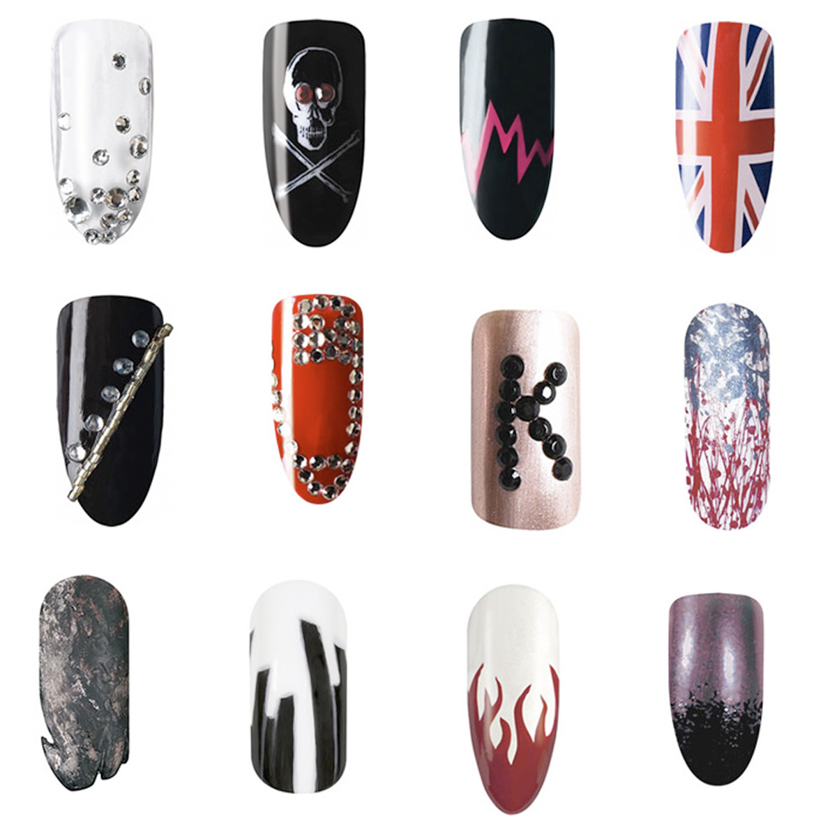 If It\'s Hip, It\'s Here (Archives): The Most Beautiful Nail Art (Or ...
