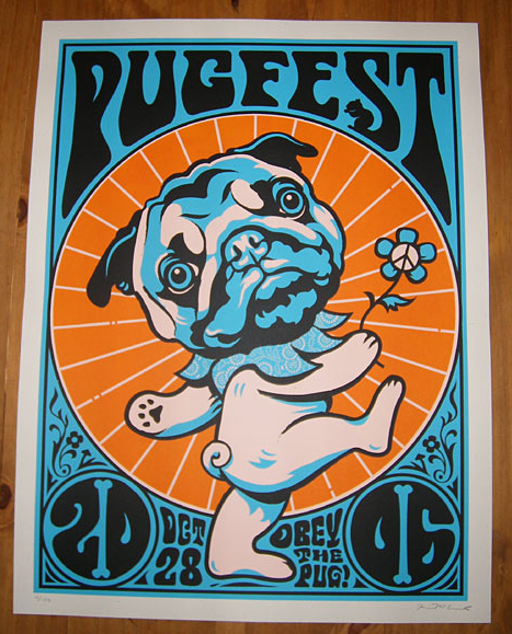 pugfest poster