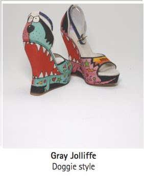 Gray Joliffe shoes