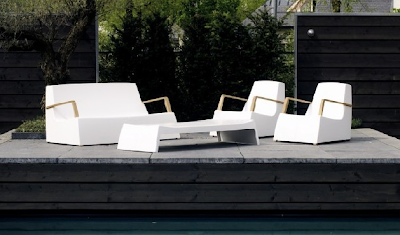 Beau One To Sit Is A Fun, Friendly And Fabulous Modern Minimalist Collection Of Outdoor  Furniture Designed By Marc Verhoeven And Chris Jan Van Zutphen.