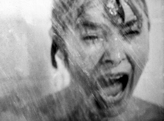 Original still of Janet Leigh from Psycho. Paramount Pictures/Photofest.