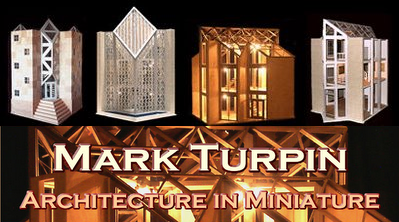 Mark Turpin's Pine Island: Architecture In Miniature | if