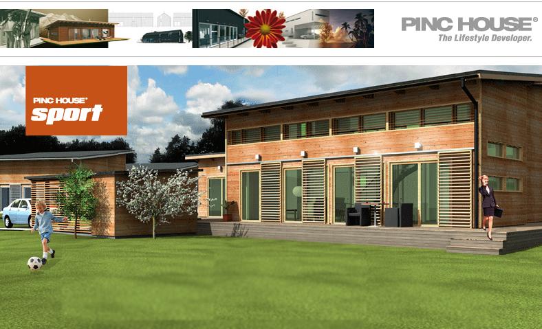 Pinc House prefabs