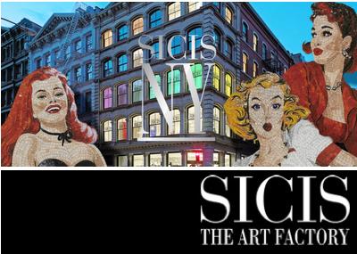 Sicis Modern Mosaic Art For Interiors