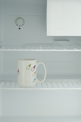 DEXTER ice cream truck killer mug