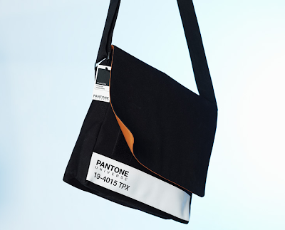 pantone messenger bag