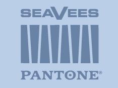 Seavees and pantone