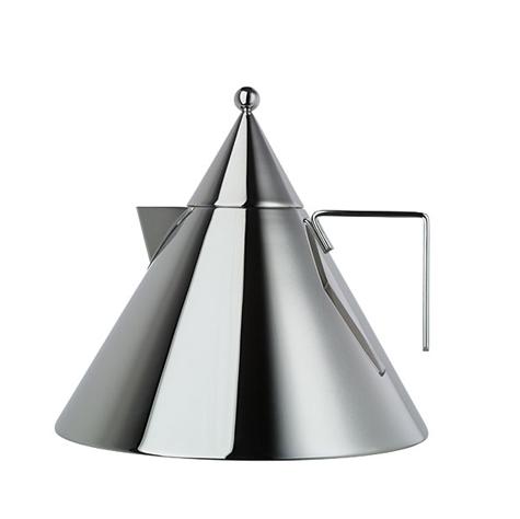 Il Conico Tea Kettle, Designed by Aldo Rossi for Alessi