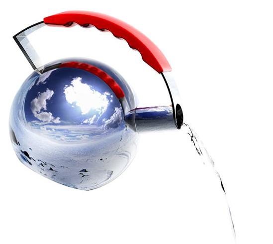 Globus kettle