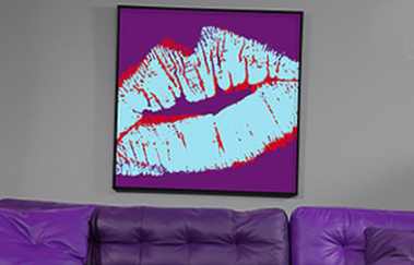 turn your lips into art