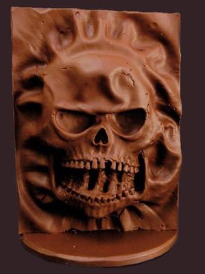 Chocolate Sculptures by Paul Wayne Gregory