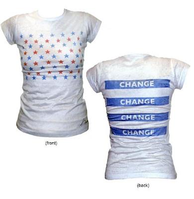 Narcisco Rodriguez Obama T-shirts