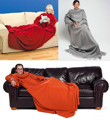 slanket responding to snuggie's market entry Despite the economic slowdown, the launch of the the snuggie blanket on direct-response tv in october couldn't have come at a better time.