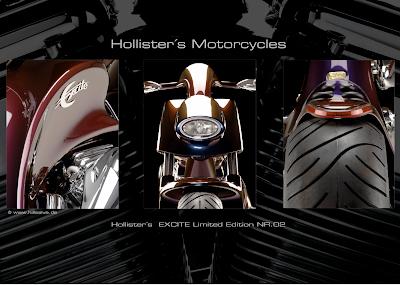 Hollister's Custom Motorcycles
