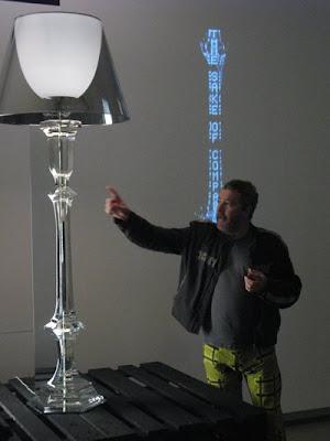 HAAA!!! Lamp