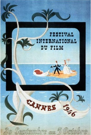 Cannes Film Festival first poster